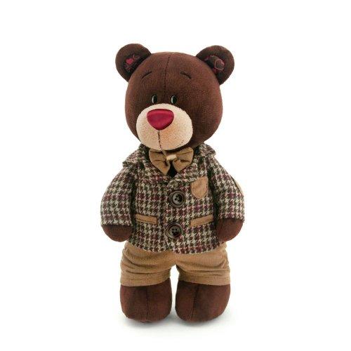 Medvídek Choco v kabátu (25 cm) (1)