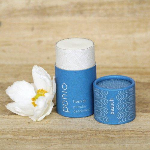 Tuhý přírodní deodorant Fresh air (1)