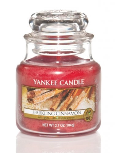 Yankee Candle Sparkling cinnamon (3)