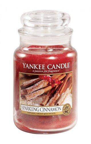 Yankee Candle Sparkling cinnamon (4)