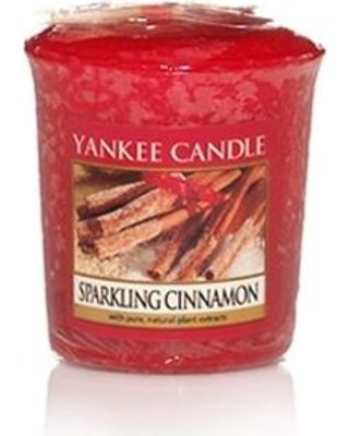 Yankee Candle Sparkling cinnamon (6)