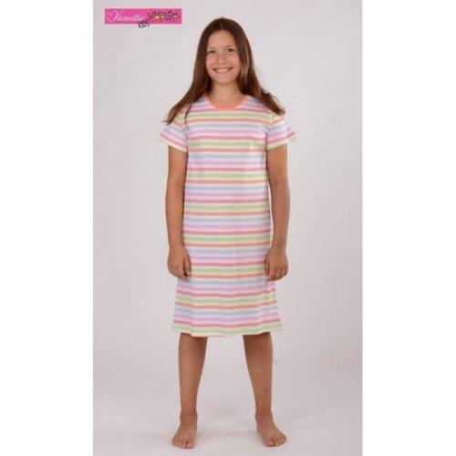 Dětská noční košile Proužek DOPRODEJ (1)