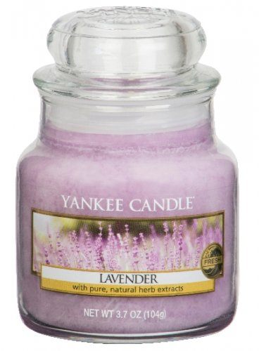 Yankee Candle Lavender (4)