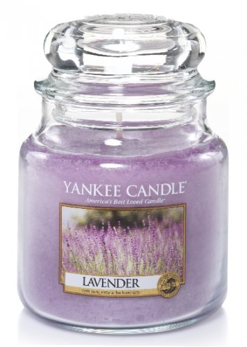 Yankee Candle Lavender (1)
