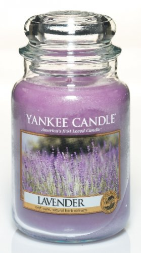 Yankee Candle Lavender (3)