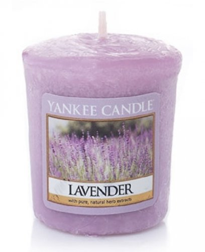 Yankee Candle Lavender (2)