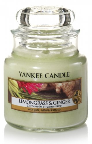 Yankee Candle Lemongrass and ginger (4)