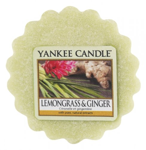 Yankee Candle Lemongrass and ginger (2)