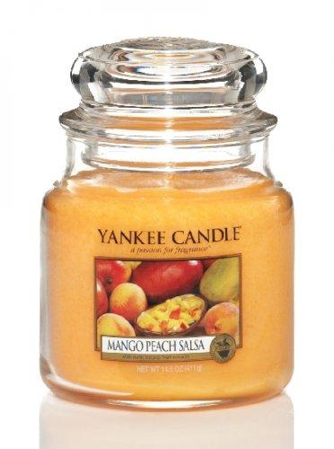 Yankee Candle Mango peach salsa  (1)