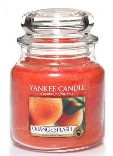 Yankee Candle Orange splash DOPRODEJ (1)