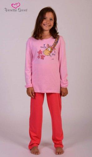 Dětské pyžamo Žirafa DOPRODEJ (1)