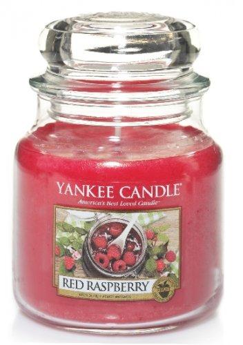 Yankee Candle Red raspberry (1)