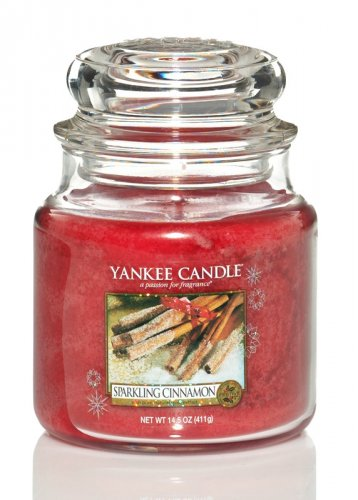 Yankee Candle Sparkling cinnamon (1)