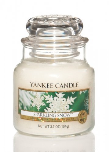 Yankee Candle Sparkling snow (5)