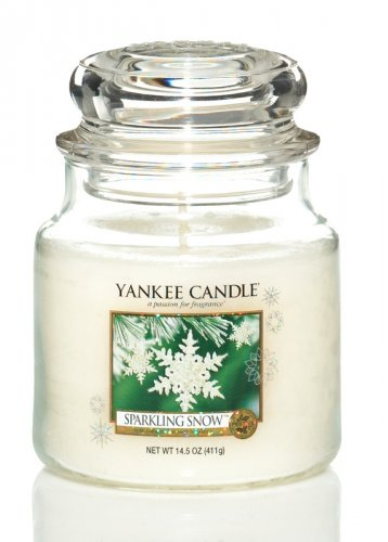 Yankee Candle Sparkling snow (1)