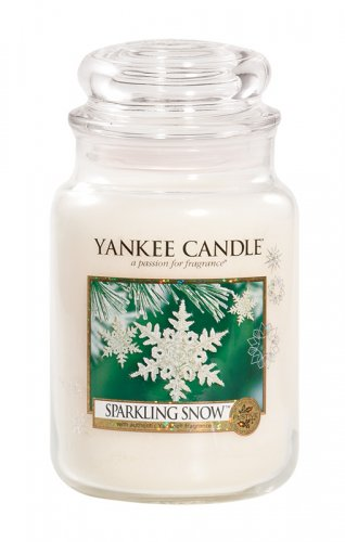 Yankee Candle Sparkling snow (4)
