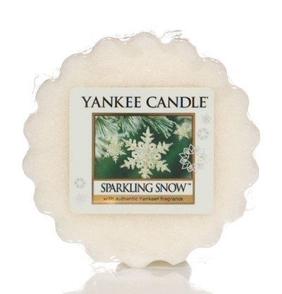 Yankee Candle Sparkling snow (3)