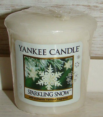 Yankee Candle Sparkling snow (2)