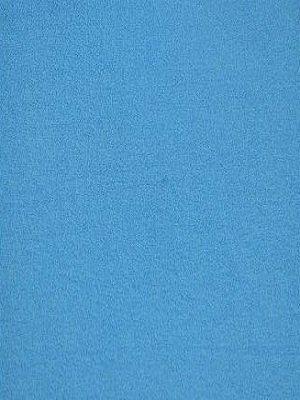 Froté prostěradlo (středně modrá) (1)