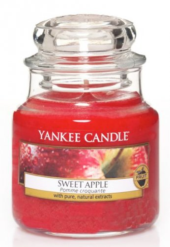 Yankee Candle Sweet apple DOPRODEJ (5)