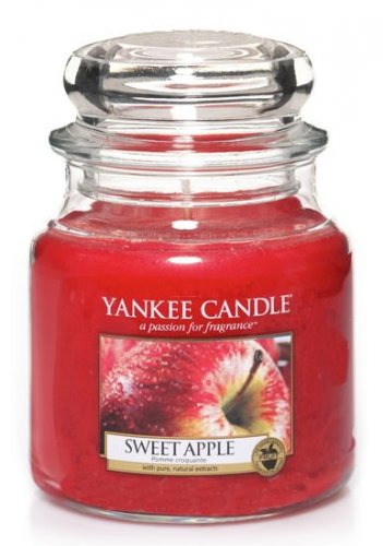 Yankee Candle Sweet apple DOPRODEJ (1)