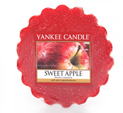 Yankee Candle Sweet apple DOPRODEJ (2)