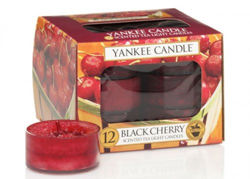 Yankee Candle Black cherry (9)