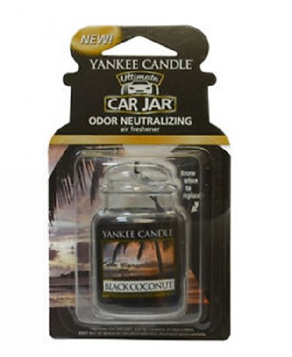Yankee Candle  Black coconut (8)