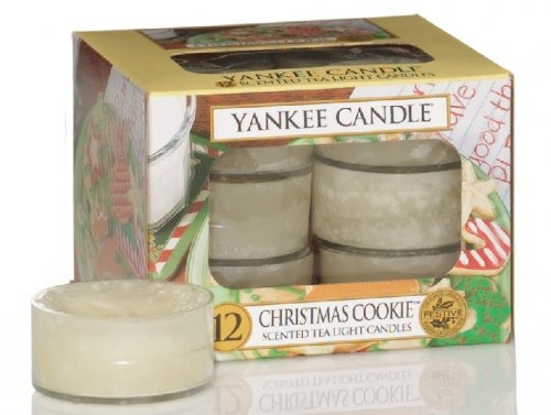 Yankee Candle Christmas cookie DOPRODEJ (6)