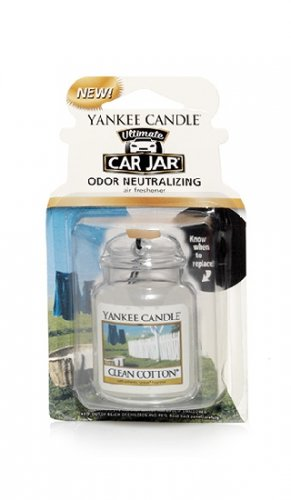 Yankee Candle Clean cotton (9)