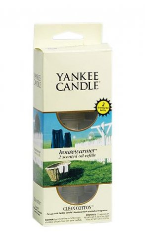 Yankee Candle Clean cotton (7)