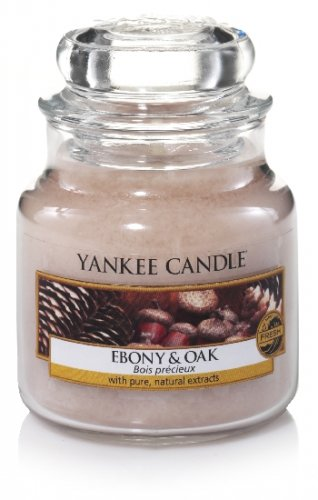 Yankee Candle Ebony and oak (2)