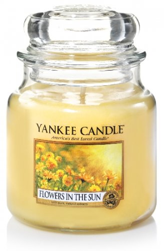 Yankee Candle Flowers in the sun DOPRODEJ (1)