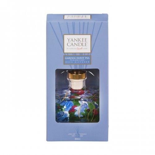 Yankee Candle Garden sweet pea (8)