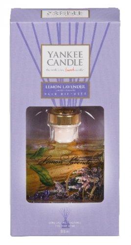 Yankee Candle Lemon lavender (3)