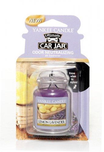 Yankee Candle Lemon lavender (2)