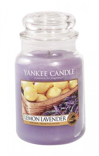 Yankee Candle Lemon lavender (8)