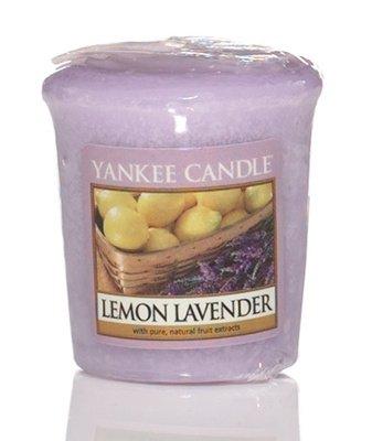 Yankee Candle Lemon lavender (6)