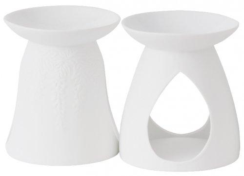 Aromalampa Pastel hues bílá vine (1)