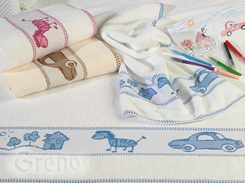 Dětské ručníky Toys DOPRODEJ (1)