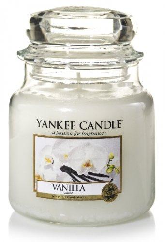 Yankee Candle Vanilla (1)