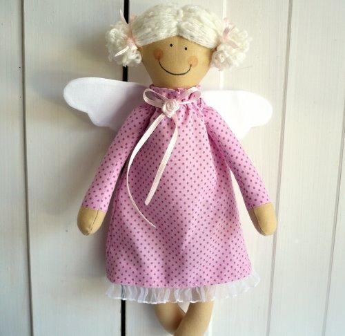 Ručně šitá Andělka malá (1)