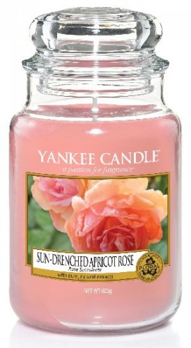 Yankee Candle Sun-drenched apricot rose (4)