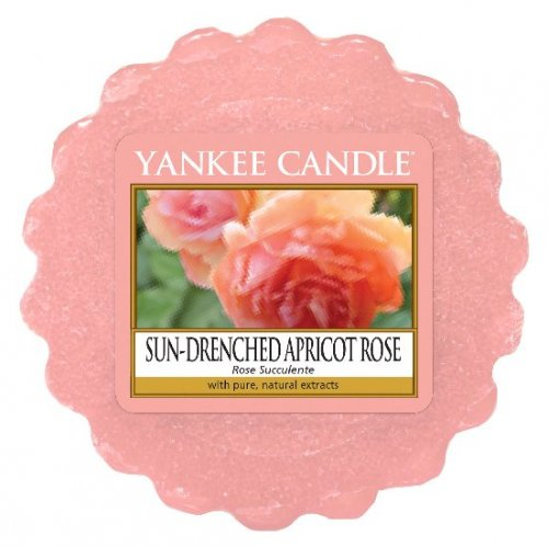 Yankee Candle Sun-drenched apricot rose (2)