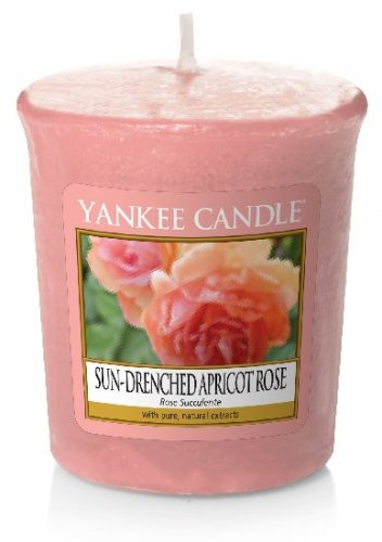 Yankee Candle Sun-drenched apricot rose (3)