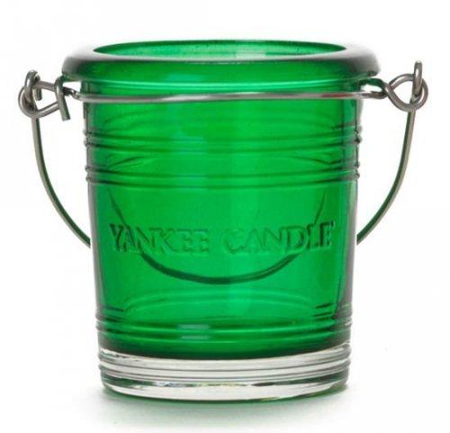 Svícen Bucket zelený (1)