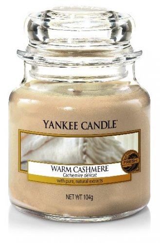 Yankee Candle Warm cashmere (4)