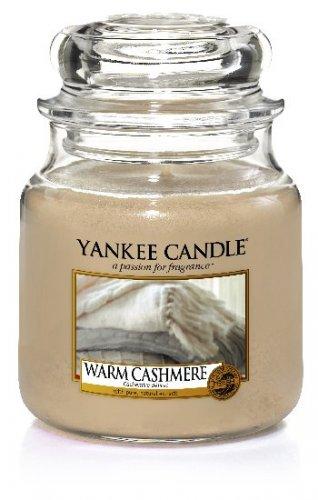 Yankee Candle Warm cashmere (1)