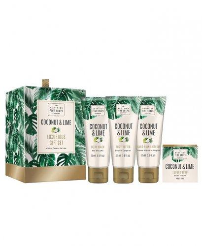 Dárkový balíček Coconut & lime (1)