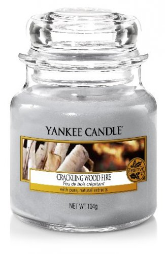 Yankee Candle Crackling wood fire (4)